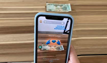 Snap, WHO partner to boost COVID-19 donations using AR lenses
