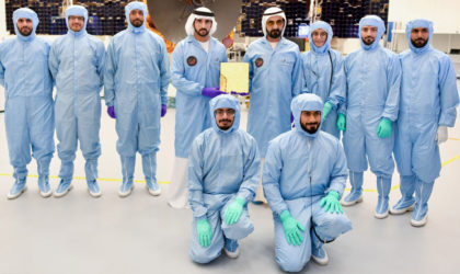 Emirates Mars Hope Probe to be launched from Japan on 15 July 2020