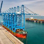 Abu Dhabi Terminals gets 5 ship to shore cranes