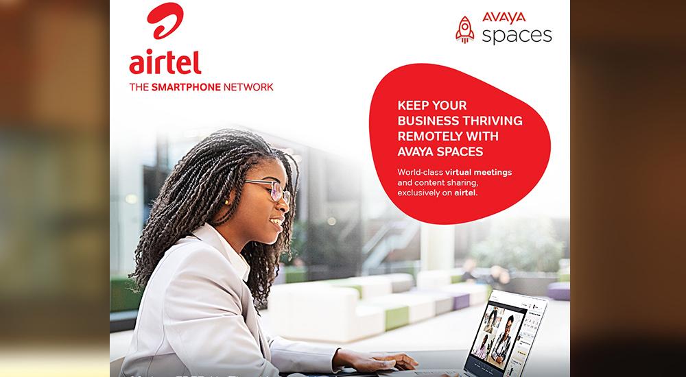 Airtel Uganda and Avaya partner to enable remote work and learning in Uganda