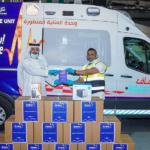 Anker Innovations donates 300 Covid-19 protection kits to Dubai Ambulance