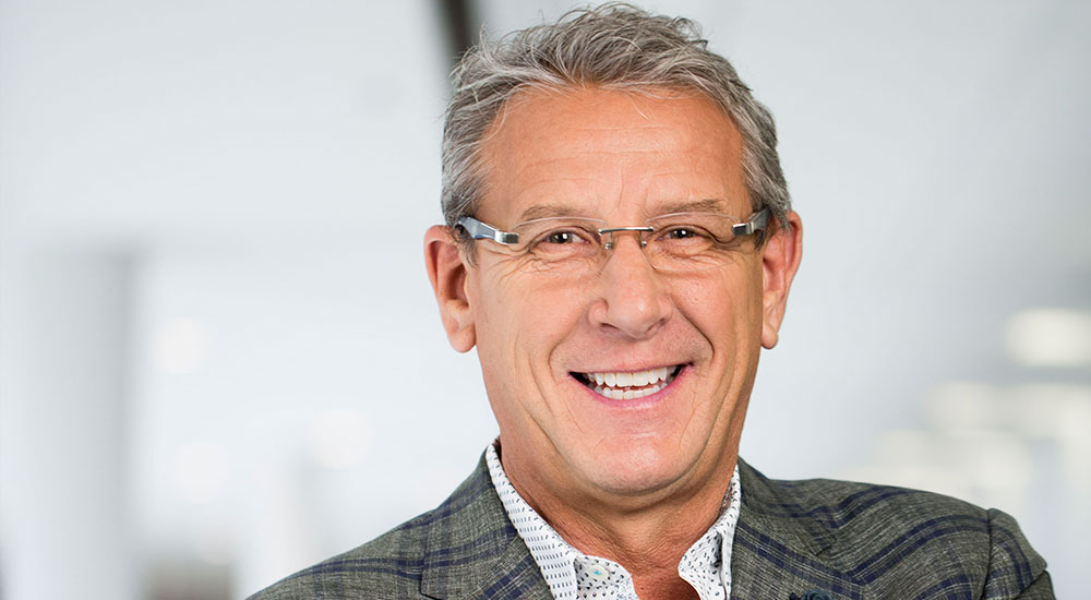 Dean Stoecker, Co-founder and CEO of Alteryx.