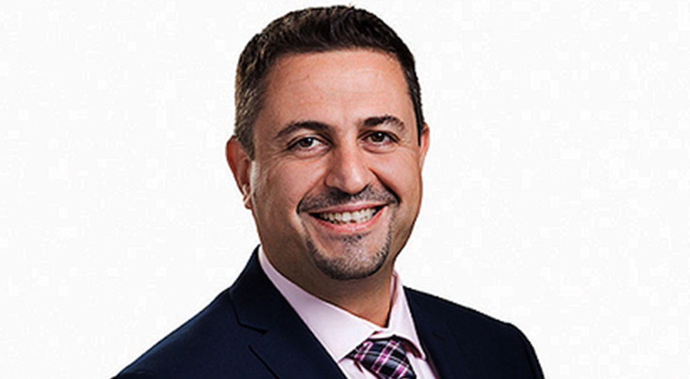 Emile Abou Saleh, Regional Director, Middle East and Africa for Proofpoint.