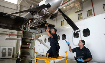 Global Aerospace Logistics partners with Etihad to support local jobs and training