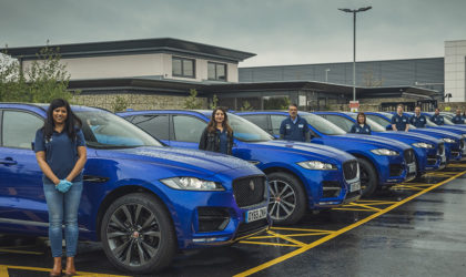 Jaguar, Land Rover deploy 362 vehicles globally to support Covid-19 response