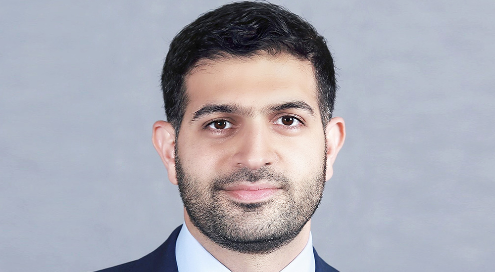 Mohamad Awad, Vice President Middle East, Africa and Pakistan, AVEVA.