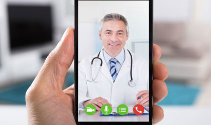 NEXtCARE members opting for video consultation using teleconsultation app feature
