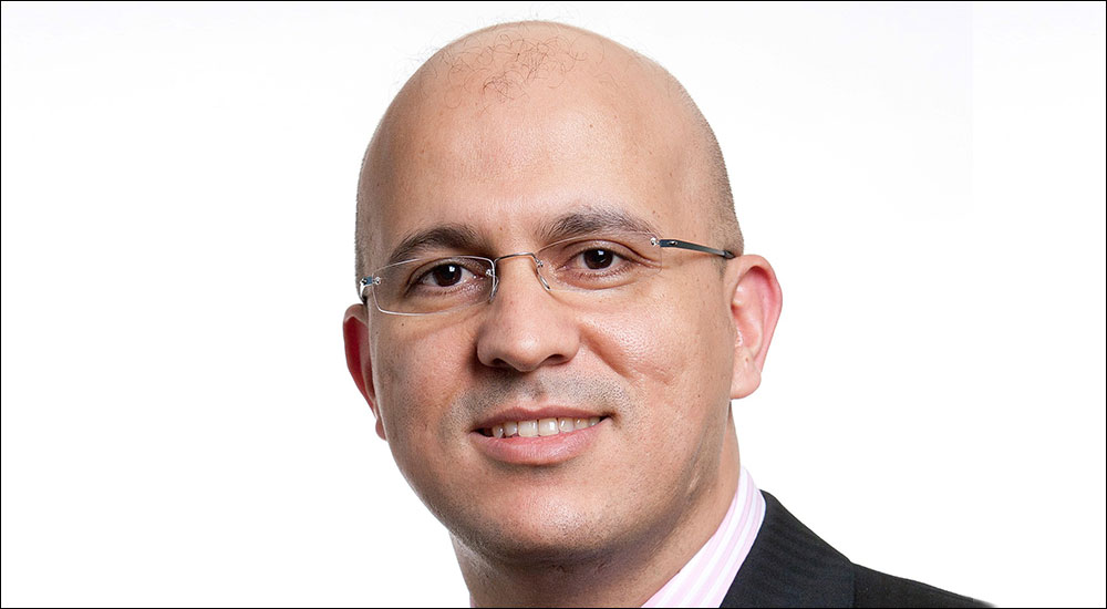 Omar Channawi, CEO, P&G Middle East, East and West Africa and General Export Markets.