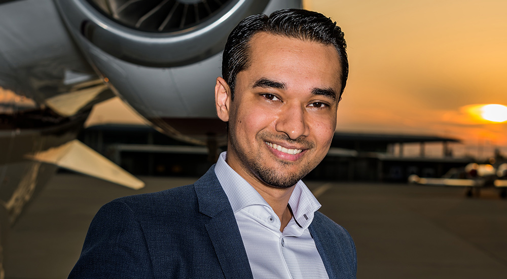 Wagas Ali, CEO and Co-Founder of JetClass.