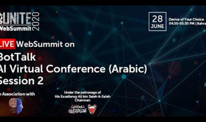 Global CIO Forum, Bahrain's AI Society host BotTalk Session 2 on AI and Covid-19