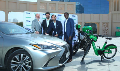 Careem partners with Visa to provide liquidity for captains in 5 countries