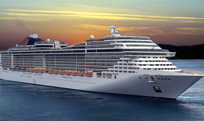 Microbe Marine says Oxygen Cluster Process can make cruise ships safe again