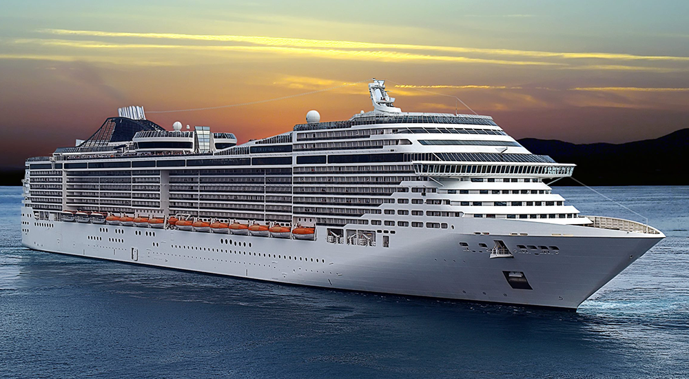 What will make a cruise ship safe again?
