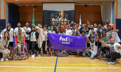 FedEx donating supplies to healthcare workers across Middle East, India, Africa