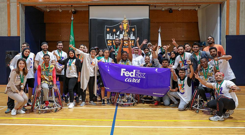 Fedex Cares