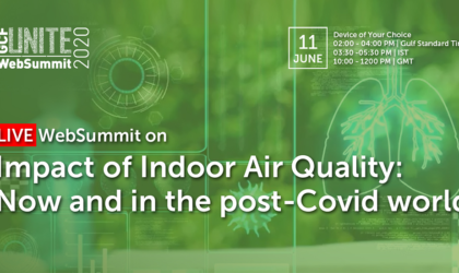 Global CIO Forum hosts WebSummit on indoor air quality amid Covid-19
