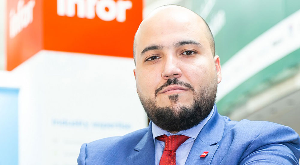 Khaled AlShami, Director, Solution Consulting, MEA, Infor