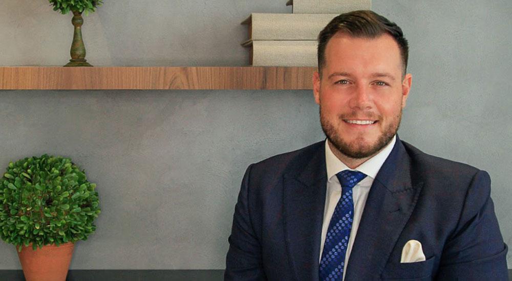 Lewis Allsopp, CEO of Allsopp & Allsopp