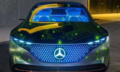 Mercedes-Benz, NVIDIA building revolutionary in-vehicle computing system by 2024