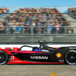 Nissan e.dams wins the virtual race