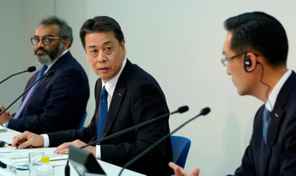 Nissan to transform in 4 years streamlining operations, structure, capacity, products