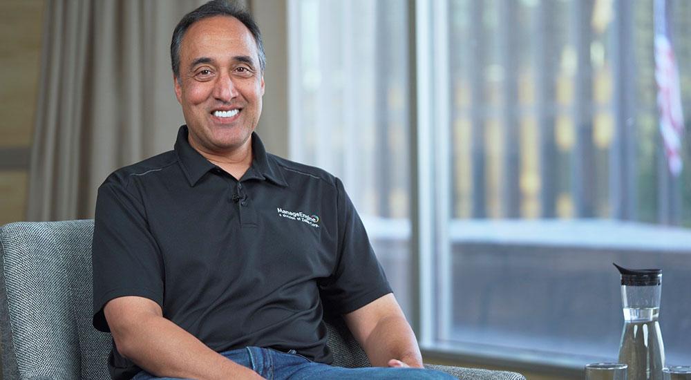 Raj Sabhlok, President, ManageEngine.