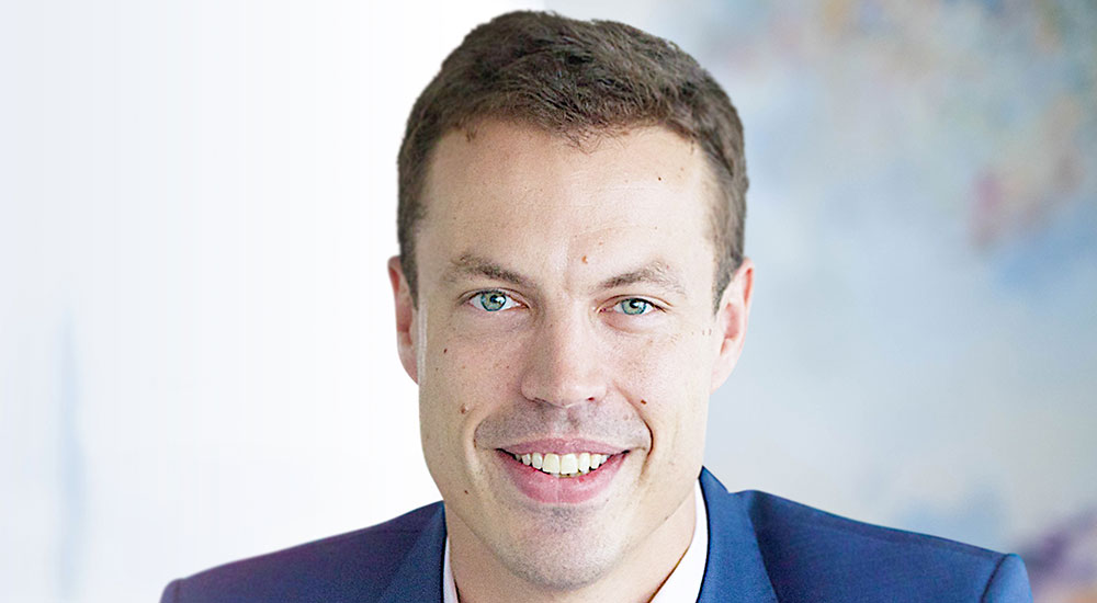 Tom De Waele, Middle East Managing Partner, Bain.