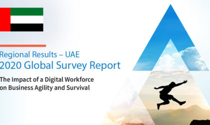Blue Prism finds 86% in UAE see process automation solving productivity problems