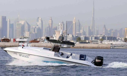 World Security launches autonomous day-night surveillance boats for UAE ports