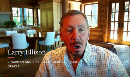 Oracle's Ellison takes on AWS with autonomous services: Eliminate human labour, you eliminate human error