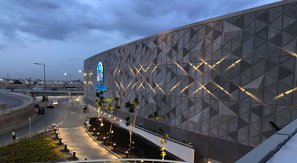 Egypt's City Centre Almaza earns LEED Gold certification.
