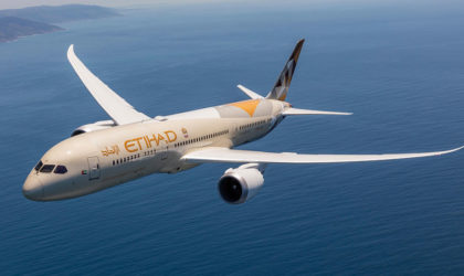 Etihad sign new deals with Boeing Global Services for supply chain solutions