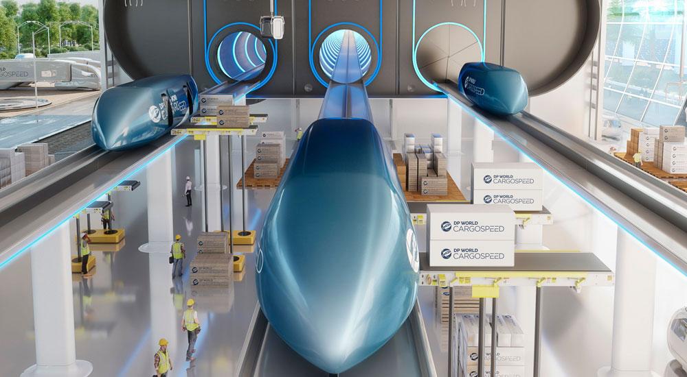 Mohamed bin Zayed University, Virgin Hyperloop to collaborate in AI technologies