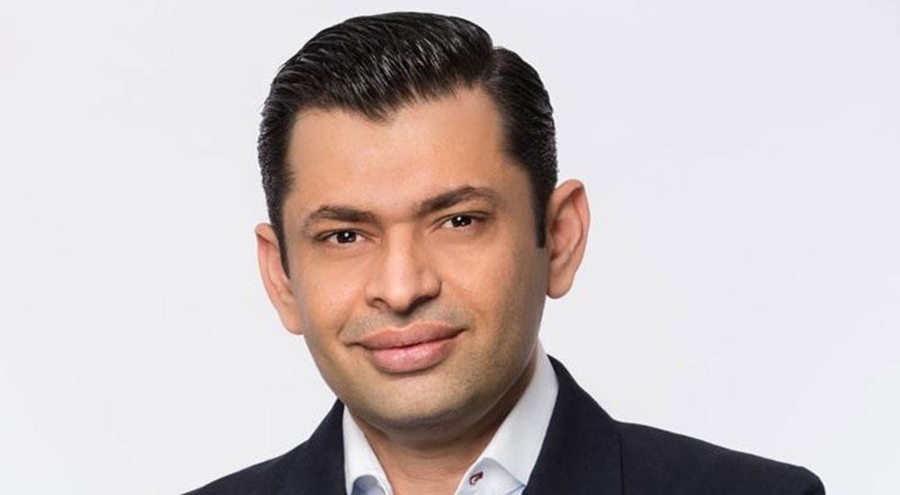 Ali Rao, CEO, Rao Holdings.