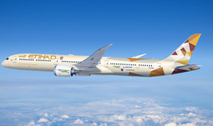 Etihad, Boeing, NASA, Safran partner for noise and emission reduction innovations