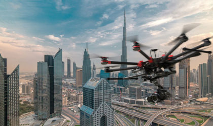 Dubai Sky Dome next after extensive use of drones in national sterilisation roll out
