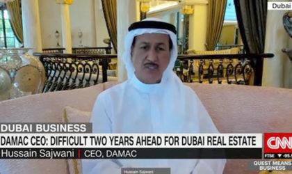 DAMAC Founder Hussain Sajwani warns pandemic creating Dubai office space glut
