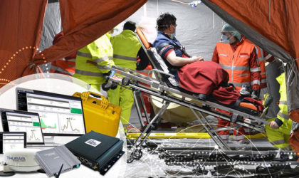 IEC Telecom and Thuraya launch Rapid Deployment Kit for Covid response teams