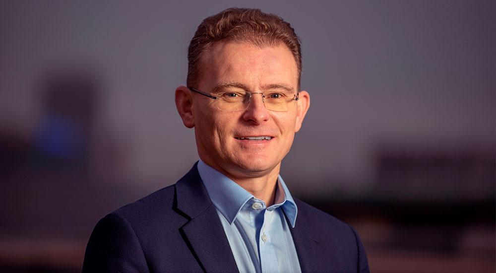 James Kidd, Deputy CEO and Chief Financial Officer, AVEVA.