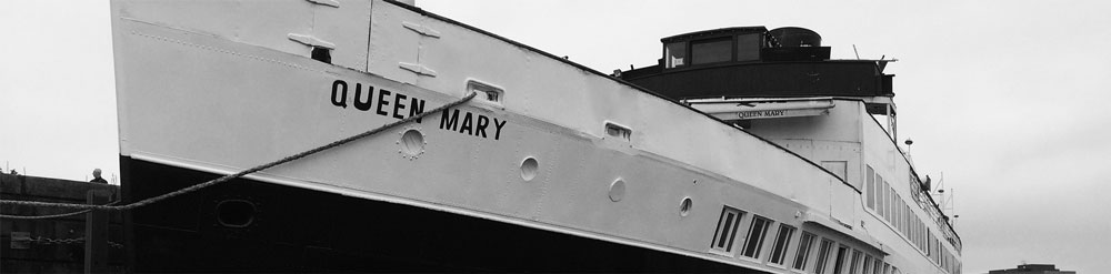 TS Queen Mary.