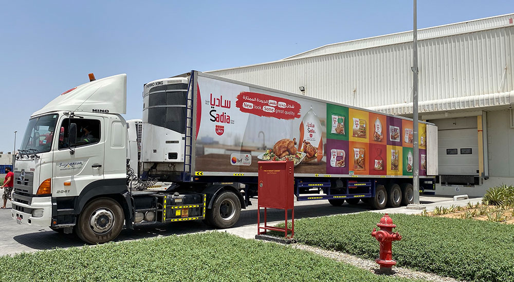 Sadia, is the market leader in the chicken category and is recognised as the most preferred brand in the region.