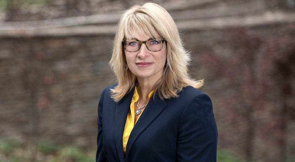 Melanie Weaver Barnett, Chief Executive Education Officer, Ross School of Business, University of Michigan