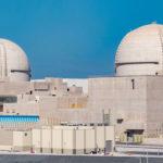 Barakah Nuclear Energy Plant in Abu Dhabi