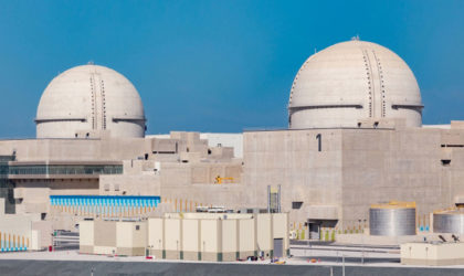 Drones can safely replace humans in nuclear plant inspections says Falcon Eye Drones