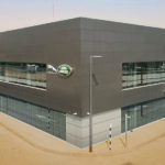 new regional headquarters of Jaguar Land Rover Limited Middle East and North Africa, JLR