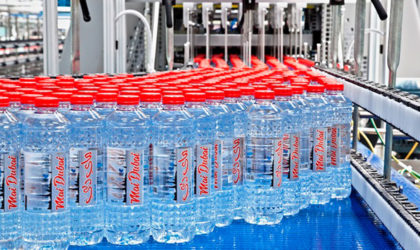 Swisslog automates intralogistics system for bottled water company Mai Dubai