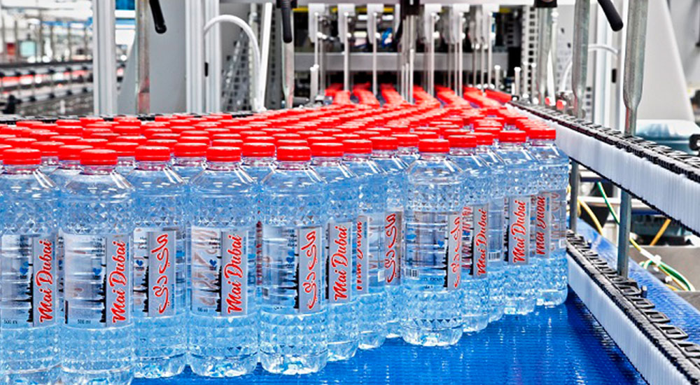 Swisslog automates intralogistics system for bottled water company Mai Dubai