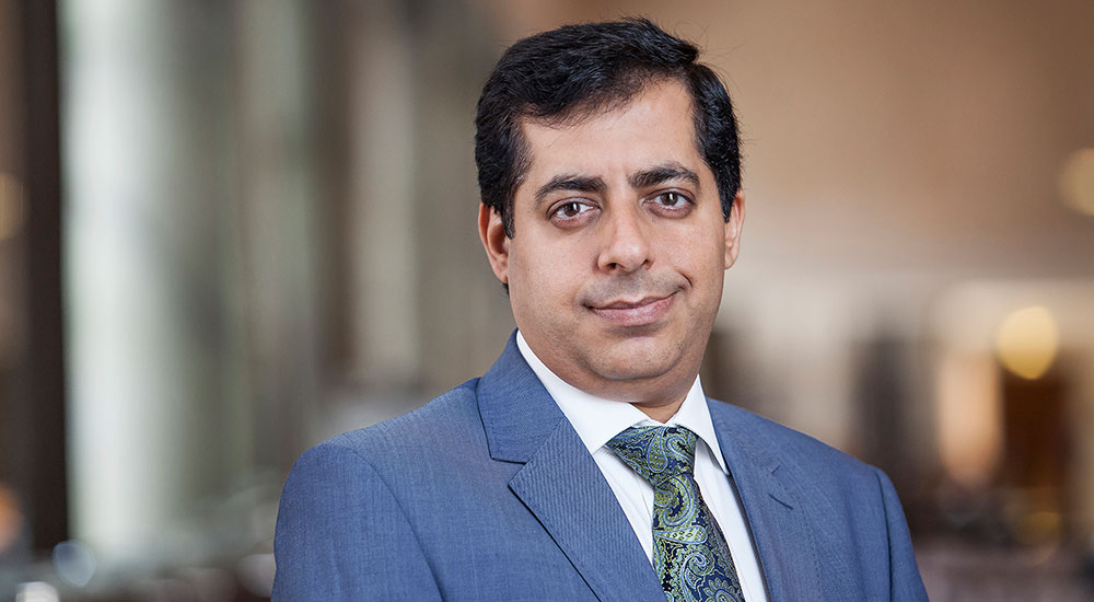 Nitin Mehrotra, Partner, Infrastructure, Government and Healthcare, KPMG