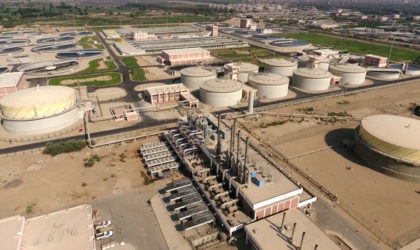 Schneider Electric power solutions implemented at Egypt's El-Gabal El-Asfar wastewater plant
