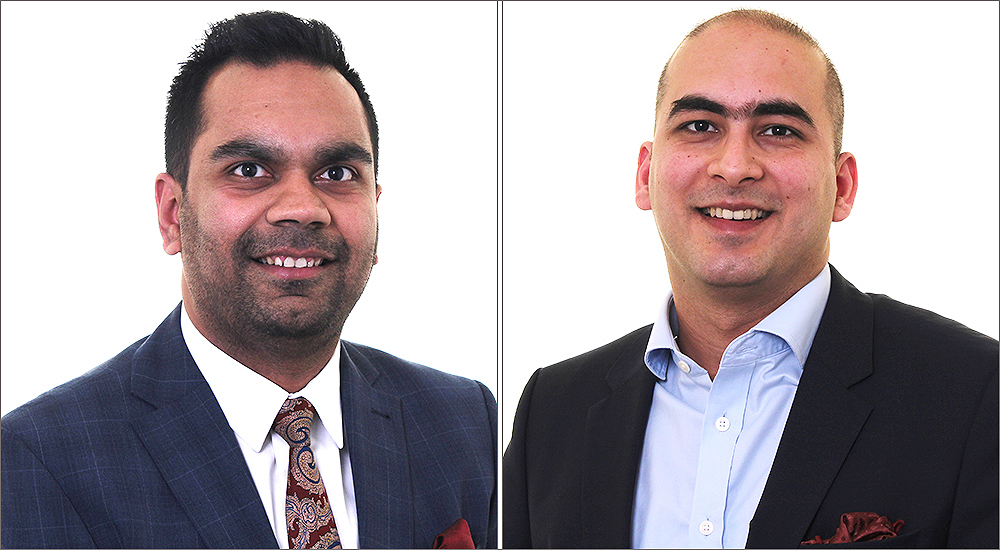 (Left to right) Nayan Gala, Co-founder and Managing Partner, JPIN VCATS; and Gaurav Singh, Co-Founder and Managing Partner, JPIN VCATS.